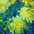 13.-Yellow-Peonies.-Sunny-Day-30-x-24-inch